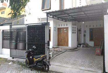 Rumah Baru Full Renov 3 Lantai