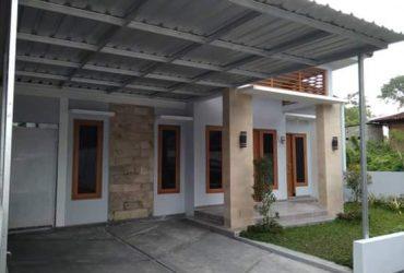 Rumah Siap Huni Area Purwomartani